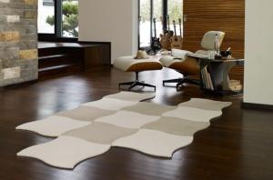 Vinyl Designbelag Teppich Kork Oder Parkett Moderner Bodenbelag